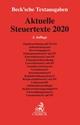 Aktuelle Steuertexte 2020