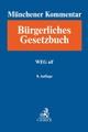 Münchener Kommentar zum Bürgerlichen Gesetzbuch 8a