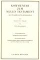 Kommentar zum Neuen Testament aus Talmud und Midrasch Bd. 5/6: Rabbinischer Index, Verzeichnis der Schriftgelehrten, geographisches Register