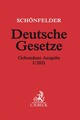Deutsche Gesetze Gebundene Ausgabe I/2021