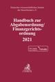 Handbuch zur Abgabenordnung/Finanzgerichtsordnung 2021