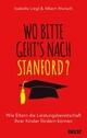 Wo bitte geht's nach Stanford?