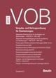 VOB Zusatzband 2019