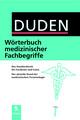 Wörterbuch medizinischer Fachbegriffe