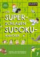 Die superschlauen Sudokuknacker - ab 6 Jahren