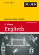 Wissen - Üben - Testen: Englisch, 8. Klasse