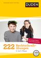 222 Rechtschreibübungen - 5. bis 8. Klasse