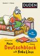 Mein Deutschblock mit Rabe Linus - 1. Klasse