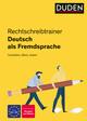 Rechtschreibtrainer Deutsch als Fremdsprache