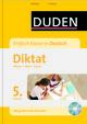 Einfach klasse in Deutsch - Diktat 5. Klasse