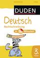 Deutsch in 15 Minuten - Rechtschreibung 3. Klasse