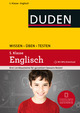 Wissen - Üben - Testen: Englisch 5. Klasse