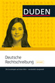 Duden Ratgeber - Deutsche Rechtschreibung Download E-Book