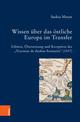 Wissen über das östliche Europa im Transfer