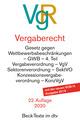 Vergaberecht/VgR