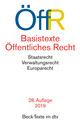 Basistexte Öffentliches Recht/ÖffR