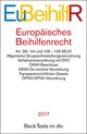 Europäisches Beihilfenrecht (EuBeihilfR)