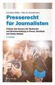 Presserecht für Journalisten