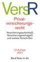 Privatversicherungsrecht/VersR