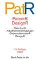 Patent- und Designrecht/PatR