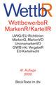 Wettbewerbsrecht, Markenrecht und Kartellrecht