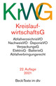 Kreislaufwirtschaftsgesetz, KrWG