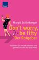 Don't worry, be fifty - der Ratgeber