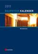 Bauphysik Kalender 2011