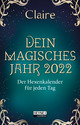 Dein magisches Jahr 2022