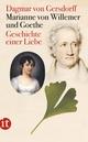 Marianne von Willemer und Goethe