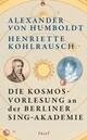 Die Kosmos-Vorlesung an der Berliner Sing-Akademie