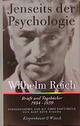 Jenseits der Psychologie