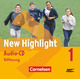 New Highlight - Allgemeine Ausgabe / Band 1: 5. Schuljahr - Lieder- und Text-CDs