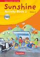 Sunshine, Early Start Edition, Lehr- und Lernmaterial für den früh beginnenden Englischunterricht, Gs So