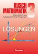 Kusch: Mathematik - Bisherige Ausgabe