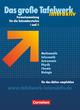 Das große Tafelwerk interaktiv, Tafelwerk Mathematik, Informatik, Astronomie, Physik, Chemie, Biologie, West-Ausgabe, Sek I und II