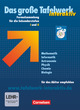 Das große Tafelwerk interaktiv, Tafelwerk Mathematik, Physik, Chemie, Astronomie, Informatik, Biologie, West-Ausgabe, Sek I und II
