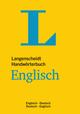 Langenscheidt Handwörterbuch Englisch - für Schule, Studium und Beruf