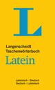 Langenscheidt Taschenwörterbuch Latein