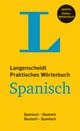 Langenscheidt Praktisches Wörterbuch Spanisch
