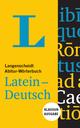 Langenscheidt Abitur-Wörterbuch Latein-Deutsch - Buch mit Online-Anbindung