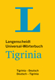 Langenscheidt Universal-Wörterbuch Tigrinia