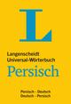 Langenscheidt Universal-Wörterbuch Persisch (Farsi) - mit Zusatzseiten Zahlen