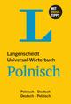 Langenscheidt Universal-Wörterbuch Polnisch - mit Tipps für die Reise