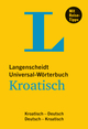Langenscheidt Universal-Wörterbuch Kroatisch - mit Tipps für die Reise