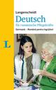 Langenscheidt Deutsch für rumänische Pflegekräfte - für die Kommunikation im Pflegealltag