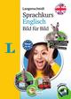 Langenscheidt Sprachkurs Englisch Bild für Bild - Der visuelle Kurs für den leichten Einstieg mit Buch und einer MP3-CD
