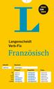 Langenscheidt Verb-Fix Französisch - Französische Verben auf einen Blick - Ideal zum Üben