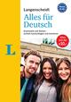 Langenscheidt Alles für Deutsch - '3 in 1': Kurzgrammatik, Grammatiktraining und Verbtabellen