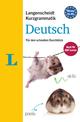 Langenscheidt Kurzgrammatik Deutsch